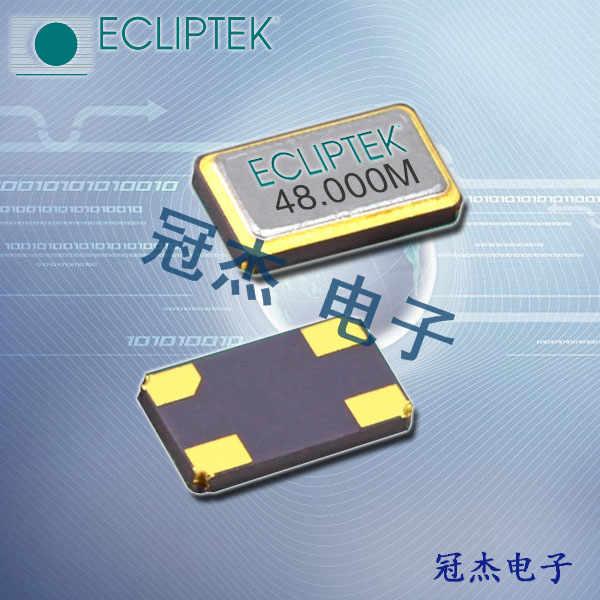 日蚀晶振,四脚谐振器,EA3560QA12晶振