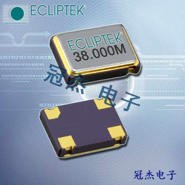日蚀晶振,贴片晶振,EH2600ETTS-33M晶振