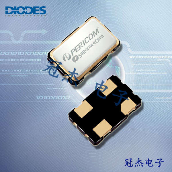 百利通亚陶晶振,贴片石英晶振,FDSAS2062晶振