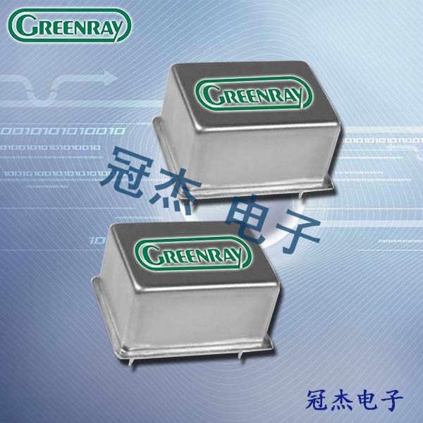 Greenray晶振,恒温晶振,YH1300晶振