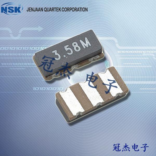 NSK晶振,陶瓷谐振器,NREZTTCC晶振
