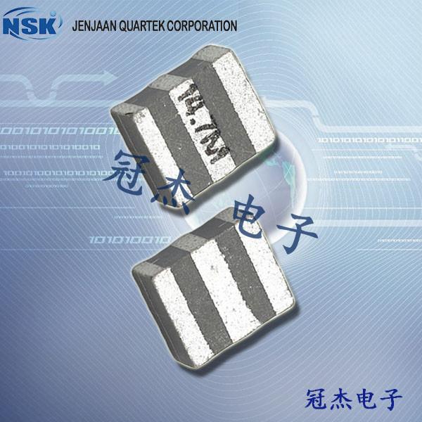 NSK晶振,贴片式陶瓷晶振,NREZTTCV晶振