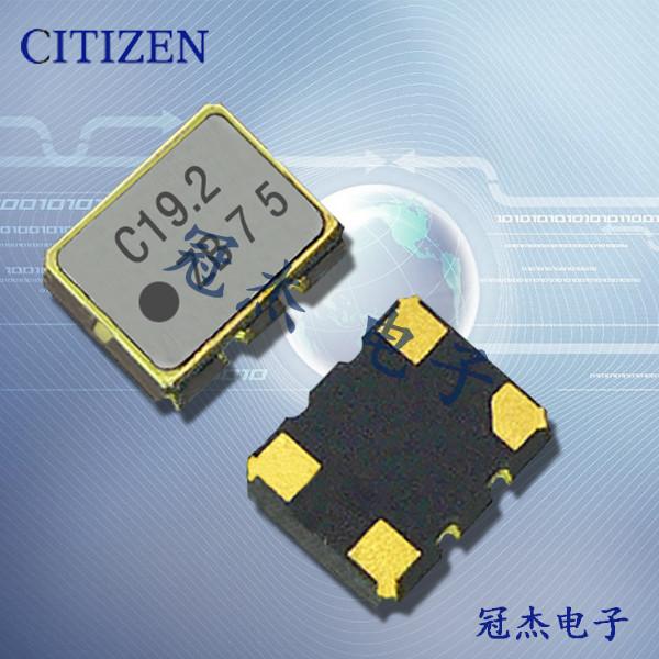 西铁城晶振,有源晶振,CSX-252F晶振
