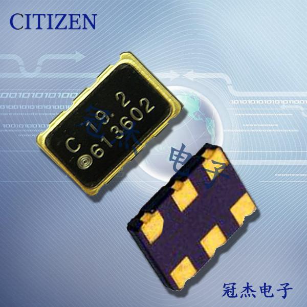 西铁城晶振,贴片晶振,CSX-532T晶振