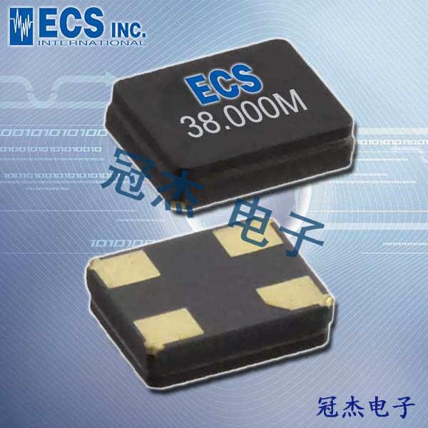 ECS晶振,贴片晶振,ECX-33Q晶振,石英晶体谐振器