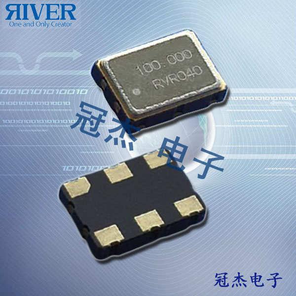 大河晶振,有源晶振,FCXO-75PE晶振,贴片振荡器