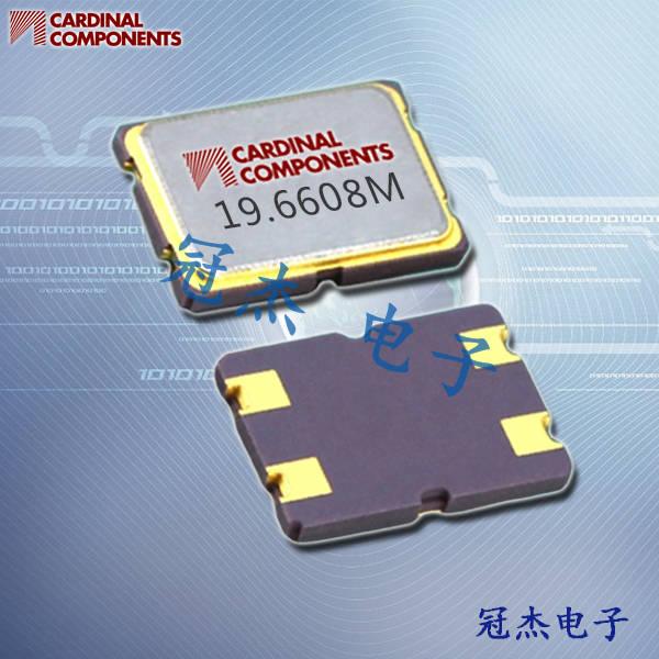 Cardinal晶振,贴片晶振,CX12B晶振,石英无源晶振