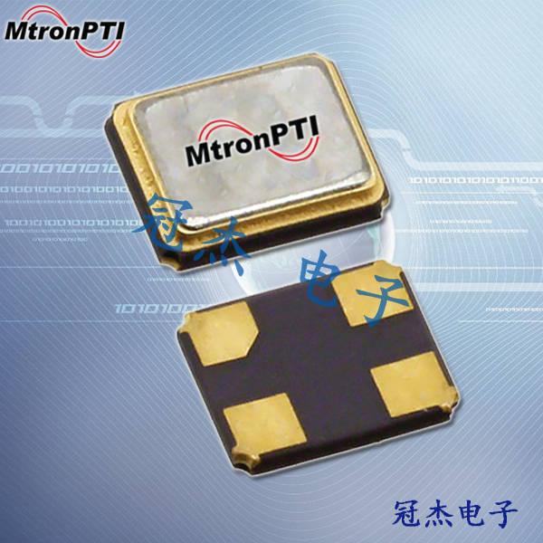 MTRONPTI晶振,贴片晶振,M1252晶振,进口晶振