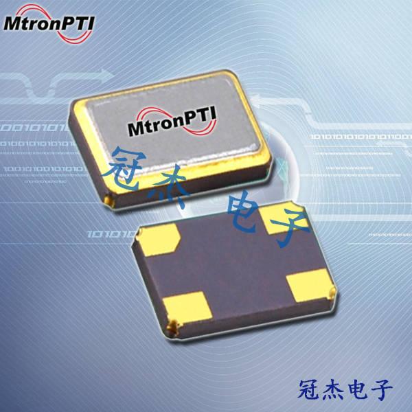 MTRONPTI晶振,贴片晶振,M1253晶振,无源晶振