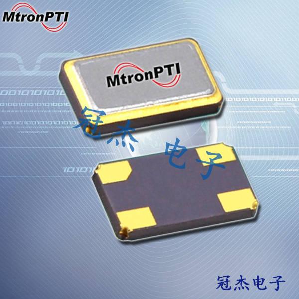 MTRONPTI晶振,贴片晶振,PP晶振,石英进口晶振