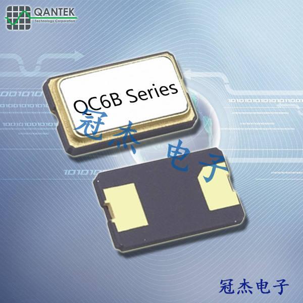 qantek晶振,贴片晶振,QC6B晶振,进口石英晶振