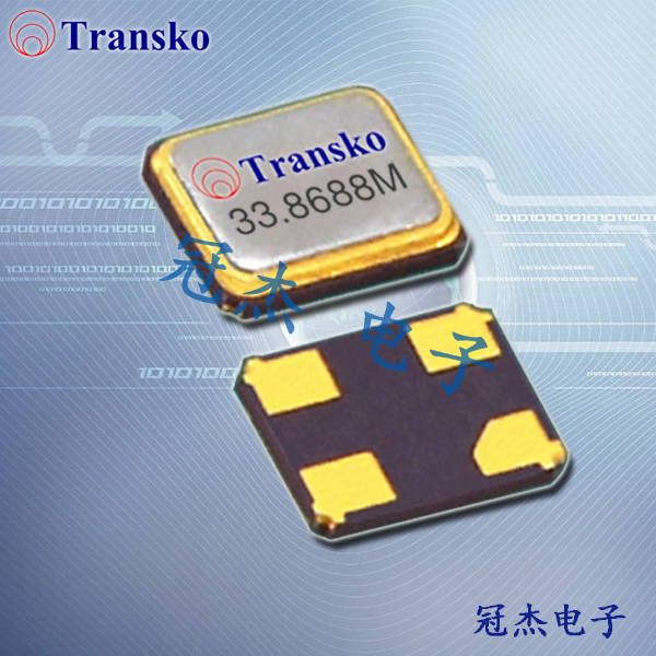 Transko晶振,贴片晶振,CS12晶振,石英晶振