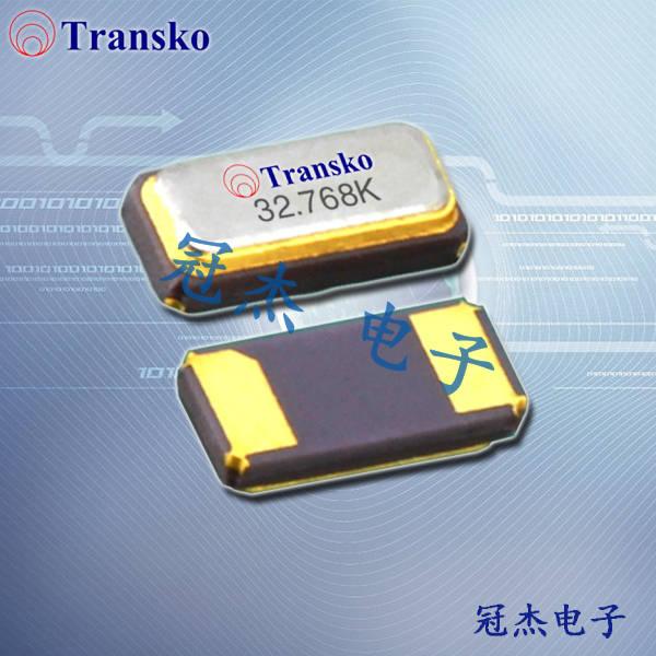 Transko晶振,贴片晶振,CS31晶振,32.768KHZ晶振