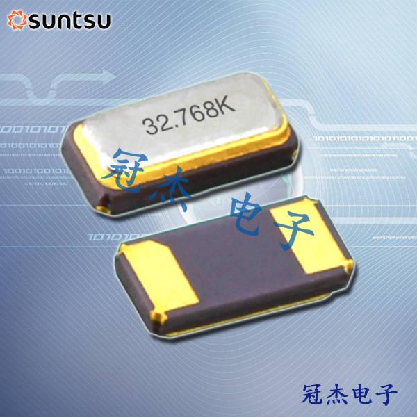 Suntsu晶振,贴片晶振,SWS412晶振,时钟晶振