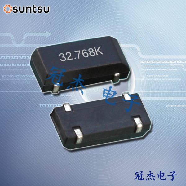 Suntsu晶振,贴片晶振,SWS834晶振,无源晶振