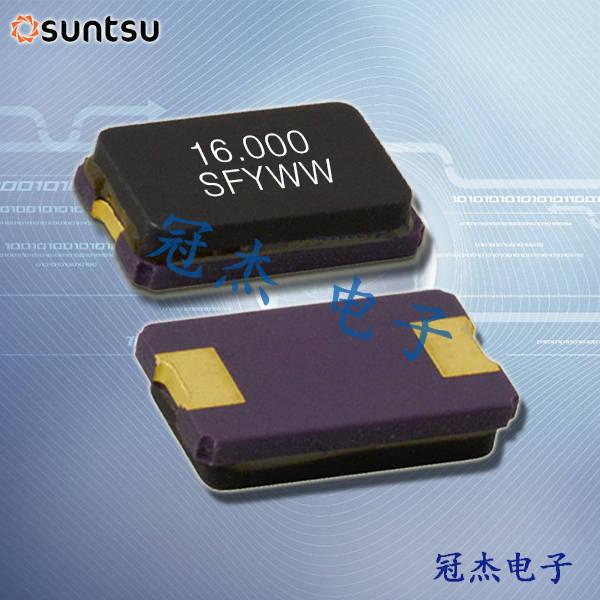 Suntsu晶振,贴片晶振,SXT5G2晶振,无源石英晶振