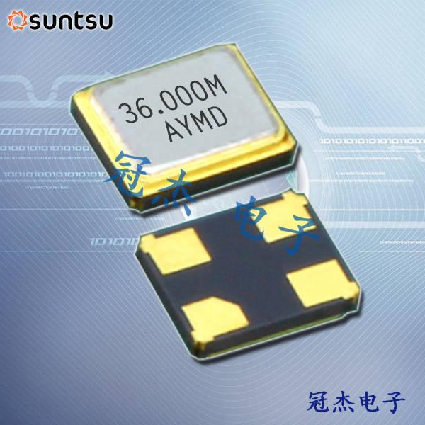 Suntsu晶振,贴片晶振,SXT104晶振,石英SMD晶振