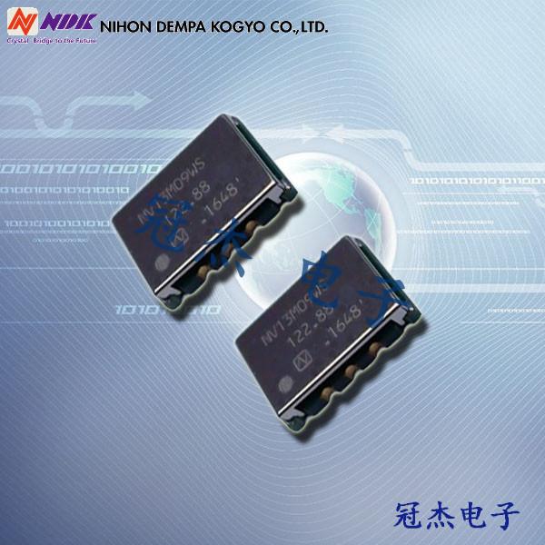 NDK晶振,贴片晶振,NV13M09WT晶振