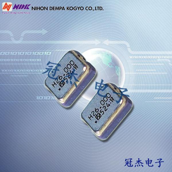 NDK晶振,贴片晶振,NZ2520SJ晶振