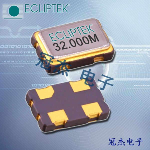 日蚀晶振,贴片晶振,EC3920ETTTS-24.576M TR晶振